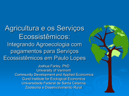 introduction to ecological economics