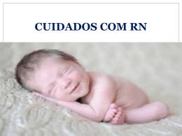 CUIDADOS COM RN