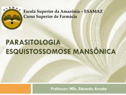 Esquistossomose-2014 - Página inicial