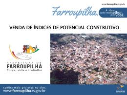 Slide 1 - Farroupilha