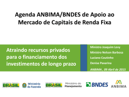 Slide 1 - Anbima