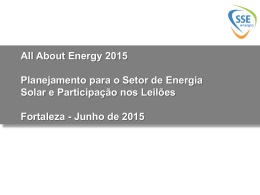 Slide 1 - About Energy