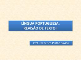 Slide 1 - Universidade de São Paulo