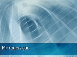 Microgeração