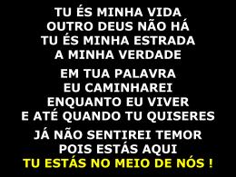 Estás Entre Nós – Eliana Ribeiro