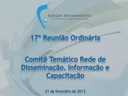 Apres_17a._RO_CT_Rede_Disseminacao_Informacao_Capacitacao