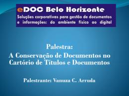 Slide 1 - eDOC Consultoria