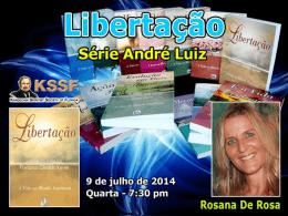 Libertação - Cap. 1 ao 4 (RosanaDR)