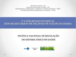 Apresent. Regulação - MS - João Marcelo