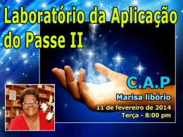 C.A.P. - Aula 6 - Laboratório de Aplicação II