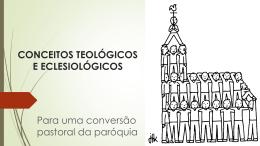 03. Conceitos eclesiológicos - Arquidiocese de Campinas SP