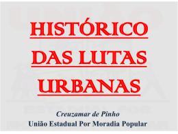 Lutas Urbanas no Maranhão