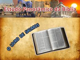 02 – salmos - Pr. Wilian Gomes