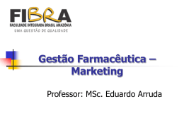 Marketing - Página inicial