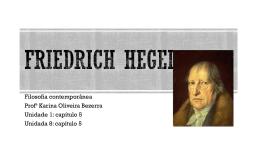 Marx e Hegel
