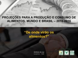 relatório sobre exportações e importações do agronégócio gaúcho