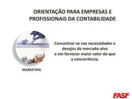 marketing contábil