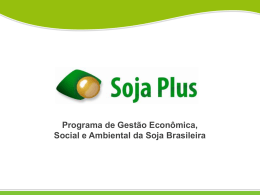 Slide 1 - Soja Plus