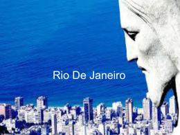 Rio De Janeiro Trabalho Edson