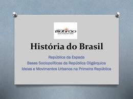 História do Brasil - República (301) 2015