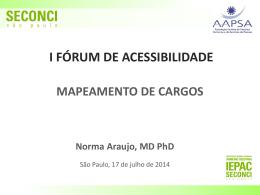 Veja a apresentação de Norma Araújo - Sinduscon-SP