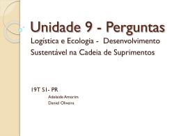 Unidade 9