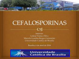 CEFALOSPORINAS - Paulo Roberto Margotto