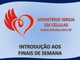 INTRODUÇÃO AOS FINAIS DE SEMANA