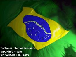Semana PCAS JP 2015