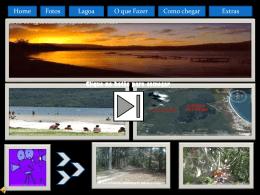 projeto multimidia lagoa do peri