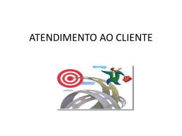 ATENDIMENTO INICIAL PARA ALUNOS DE ONGS