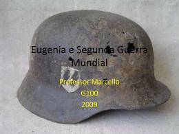 Eugenia e Segunda Guerra Mundial