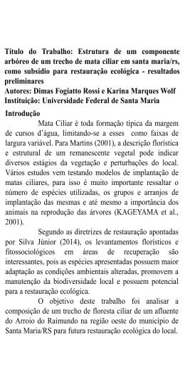 Resumos-11-06_1 - 2º Congresso Florestal no Cerrado