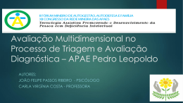 João Felipe Passos Ribeiro - Uniapae-MG