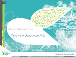 Terra – um planeta com vida 7 ASA