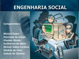 Engenharia Social Componentes