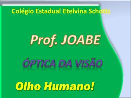 DEFEITOS DA VISÃO (2609840)