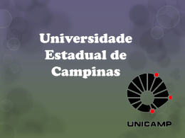 Como se manter na Unicamp?