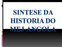 AO/MEJ-ANGOLA - Apostleship of Prayer