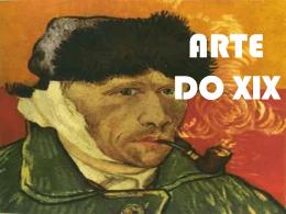 ARTE DO XIX - Colegio Ideal
