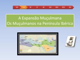 A Expansão Muçulmanapp.