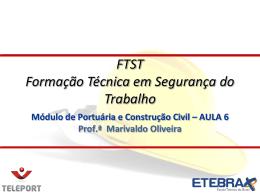 FTST Portuária e Co..