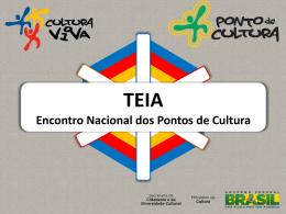 TEIA 2014 - Estado de Goiás