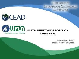 instrumentos de politica ambiental