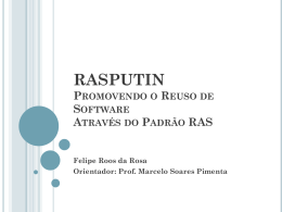 RASPUTIN - ras4maven