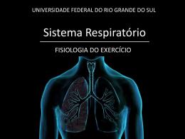 Sistema Respiratório- C/ Matheus.