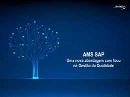 AMS SAP - Sonda IT