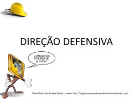 DDS Direção Defensiva