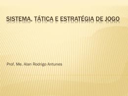 Sistema, tática e estratégia de jogo (696031)