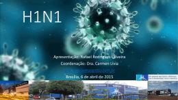 Influenza A (H1N1) - Paulo Roberto Margotto